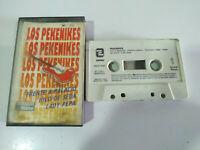 Los Pekenikes Frente a Palacio Exitos 1991 - Cinta Cassette
