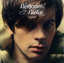 CD audio.../...BENJAMIN BIOLAY.../...NEGATIF...../...2 CD....