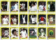 Leeds United 1972 FA Cup winners football trading cards