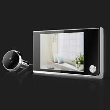 """3.5"""" LCD Digital Peephole Viewer Door Eye Doorbell HD Camera Home Door Bell"""