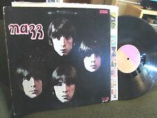 Nazz s/t '68 Original 1st lp todd rundgren WOW rare psych vinyl gatefold sd5001!