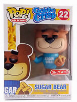 New Funko Pop Ad Icon Sugar Bear #22 Target Exclusive New In Hand
