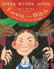 Earwig and the Witch Hardcover Diana Wynne Jones