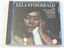 Ella Fitzgerald - The Cole Porter Songbook Volume Two (CD Album) Used Good