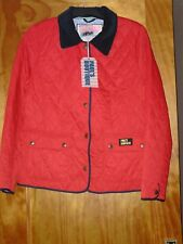 """BNWT LOVELY LADIES PAULS BOUTIQUE RED JACKET SIZE LARGE CHEST 38"""" RRP £65"""
