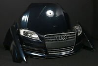 Audi Q7 4L Frontpaket Stoßstange Xenon Scheinwerfer Kotflügel Motorhaube L Z5Q