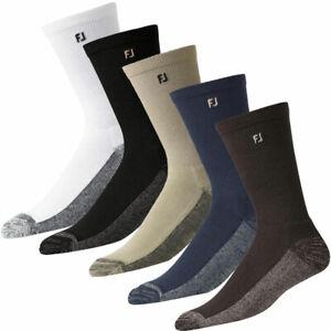 FootJoy Mens ProDry Extreme Crew Golf Socks