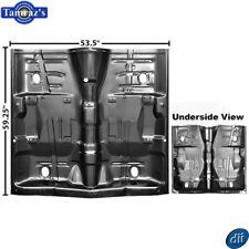 68-72 Chevelle GTO Skylark Cutlass Inside Floor Pan NO BRACES NO SUPPORTS -  New