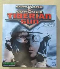Command And Conquer Tiberian Sun Platinum Edition PC CD