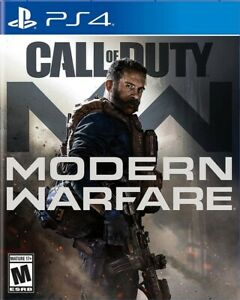 Call of Duty Modern Warfare CoD MW - PS4 & PS5 - 2019