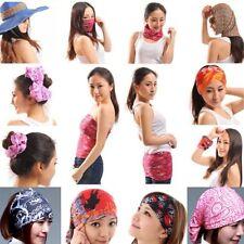 Riding Bike Magic Bandanas Headband Head Scarf  Scarves Variety Turban Veil