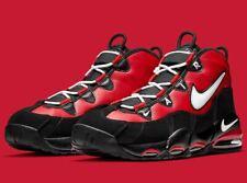 Nike Air Max Uptempo '95 BULLS 42.5 US9 UK8 Schwarz Weiß Rot Basketb. 922935 600