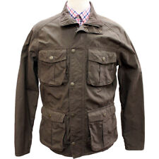 Barbour Mens Gateford Jacket in Olive - Size S - RRP £199