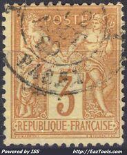 FRANCE SAGE N° 86 AVEC OBLITERATION