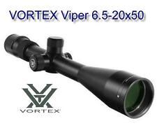 Vortex Viper 6.5-20x50  Scope Matte Mil-Dot 30mm Tube VPR-M-06MD