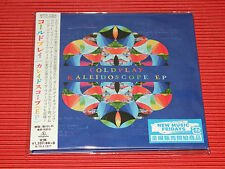 2017 JAPAN COLDPLAY Kaleidoscope EP 5 TRACKS DIGI SLEEVE CD