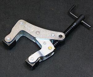 Parallelzwinge 50mm Spannhand