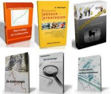 Daytrading, Forex, Börse - Grosses Börsen eBook Paket - Keine gebundenen Bücher