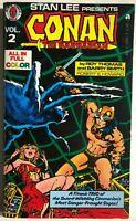 CONAN THE BARBARIAN vol 2 Barry Smith (1978) Marvel Comics Ace color pb 1st FINE