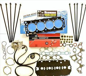 k series VVC head gasket set/water pump/belt kit Victor Reinz mls Gates