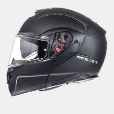 Casco MT Atom negro mate XL