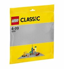 LEGO Classic - Grey Building Base Plate - 38cm Square 48 x 48 - 10701