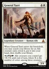 MTG General Tazri Commander Deck EX-NM Magic the Gathering EDH allies ally