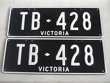 FORD THUNDERBIRD PERSONAL NUMBER PLATES (TB 428)