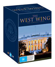 "The West Wing Season 1 2 3 4 5 6 7 DVD Box Set Complete Series 1-7 R4 ""Cearance"""