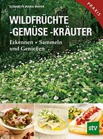 Wildfrüchte Gemüse Kräuter Erkennen Sammeln Genießen Wildpflanzen Kalender Buch