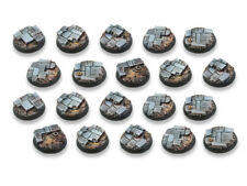 Ancient Machinery Bases - 25mm DEAL (20) - *Tabletop Art*