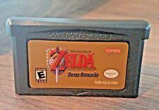 Legend of Zelda: Link To The Past Four Swords Nintendo Game Boy Advance GBA