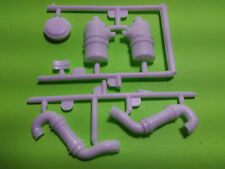 Mack R685ST 1/25 air cleaner fliter tubes big Rig Semi truck model car part lot