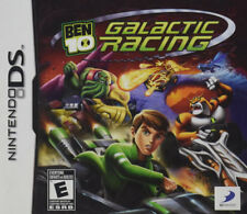 Ben 10 Galactic Racing NDS New nintendo_ds;