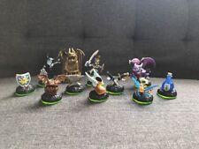 Skylanders Spyro's Adventure Undead Lot Cynder Chop Hex +