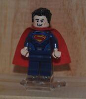 LEGO Minifigure Mini Figure Minifig Super Clash of Heroes Superman 76044
