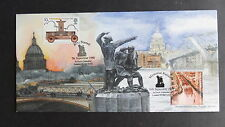 GB 2003 St Pauls Memorial FDC Coronation Blitz Bletchley Park Ltd Ed 453 of 1000