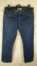ACNE 'Max Row' Men's Jeans Size: W 34 L 30 VERY GOOD Condition