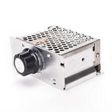 4000 W 220 V AC Motor Velocità SCR Controller Luce Modulo dimmer regolatore di tensione!