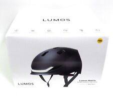 Lumos Matrix MIPS Helmet with Integrated Stop and Turn Signal LED Lights