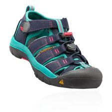 Chaussures bleus moyens en daim pour fille de 2 à 16 ans
