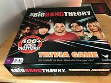 """The Big Bang Theory Fact or Fiction"""" Trivia Game. 400+ QUESTIONS!  2-8 Players"""