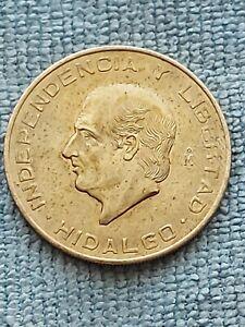 Mexico 10 pesos, 1956 - Silver 0.900, 28.88g,