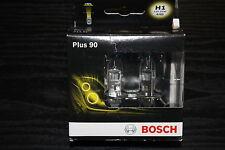 Bosch H1 Plus + 90 Doppelbox Autolampenset SCHEINWERFER LAMPEN NEU