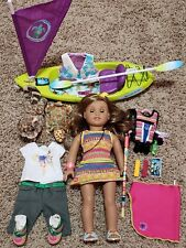 """American Girl Lea Clark 18"""" Doll GOTY 2016 and much much more!!"""