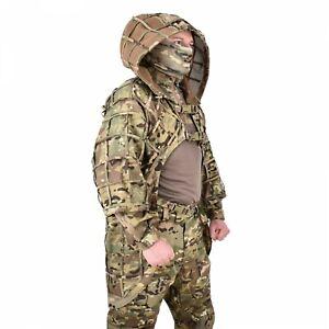 "Disguise Sniper Platform ""Alligator"" / Viper Hood Multicam Giena Tactics"