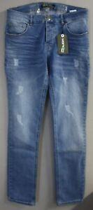 Herren Merish Jeans hellblau 34/34 Neu
