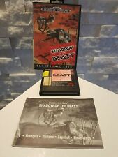 Sega Shadow of the Beast Mega Drive  PAL