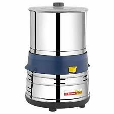 Premier Stainless Steel 1.5L 220V Table Top Wet Grinder - Express Shipping