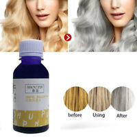Fanola No Yellow Shampoo Purple Toner Blond Anti Yellow Hair Care Hair 100G